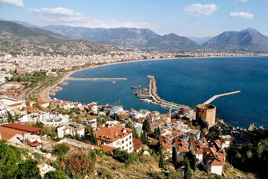 Antalya Havalimanı Alanya Transfer   Otel Ulaşım